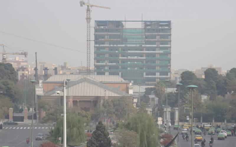آلودگی هوا در راه شهرهای صنعتی و پرجمعیت