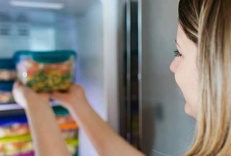 نکات لازم برای نگهداری مواد غذایی در فریزر