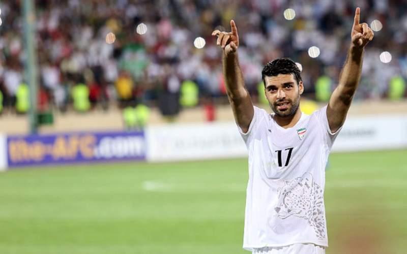 تلاش میکنم برای تیم ملی بهترین باشم