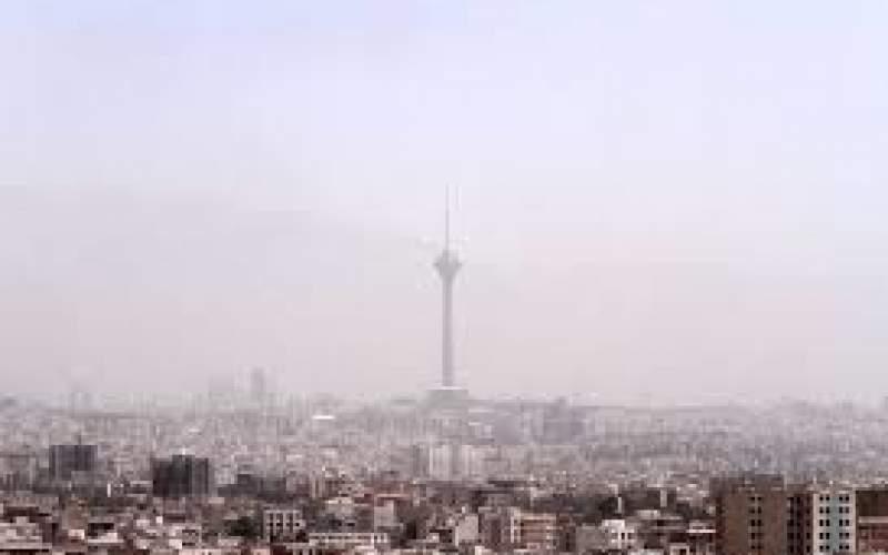 تداوم آلودگی هوا در شهرهای صنعتی و پرجمعیت