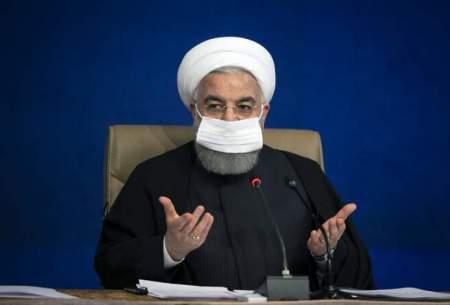 روحانی: باید به موقع بجنگیم و به موقع صلح کنیم