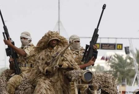 امضای توافقنامه نظامی بین  قطر و بریتانیا