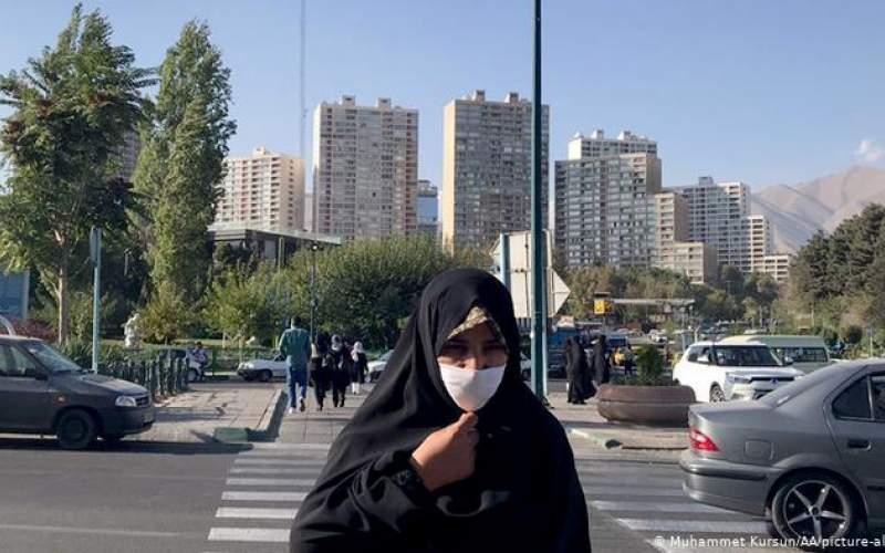 آلودگی هوای تهران برای ششمین روز متوالی