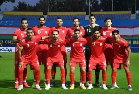 احتمال رویارویی تیم ملی ایران با بوسنی یا پاناما
