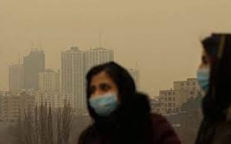 تداوم آلودگی هوا تا سه روز آینده در کلانشهرها