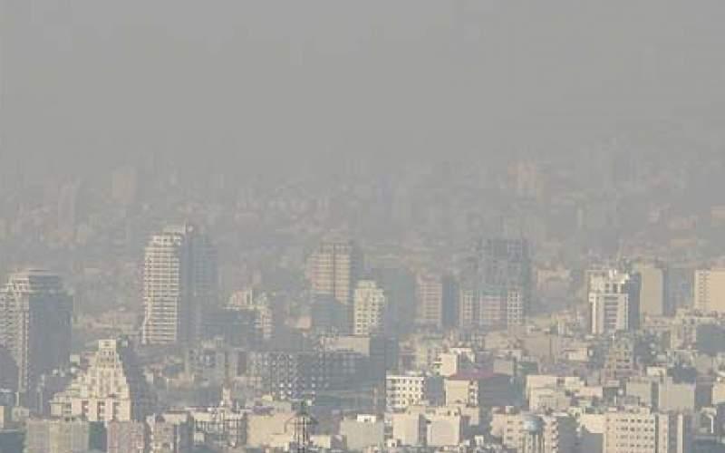 انباشت آلاینده ها در کلانشهرها ادامه دارد