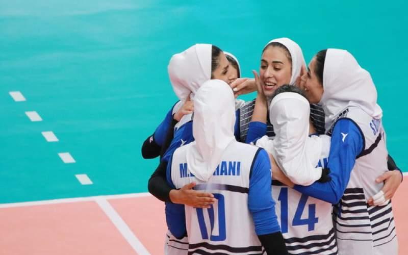 مهسا کدخدا: لیگ والیبال زنان جذابتر میشود