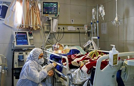 رکورد شکنی بی سابقه آمار فوتیهای کرونا در ایران