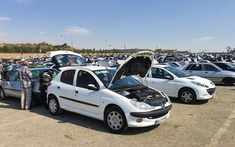ریسک معامله خودرو بالا رفت