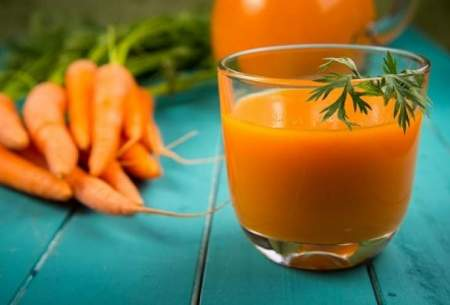 آب هویج و ۸ فایده جالب توجه برای سلامت
