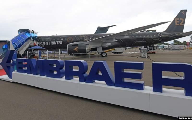 برزیل خودرو هوایی میسازد