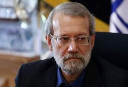 ماموریت لاریجانی درپیگیری توافق با چین
