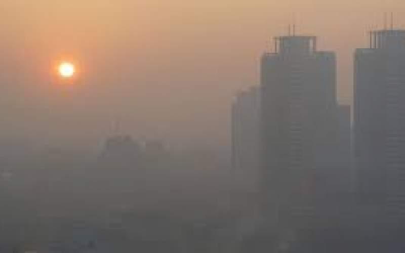 علت شروع زودهنگام آلودگی هوا در تهران