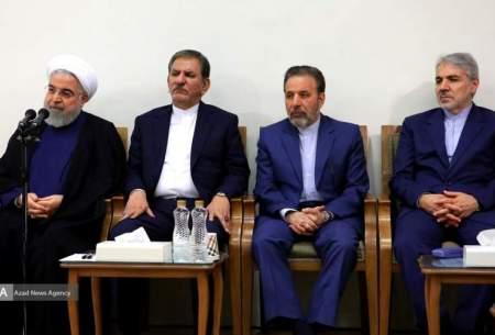 استعفا آخرین حرکت برای دولتی که عملا دولت نیست