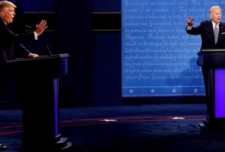 مقررات تازه آخرین مناظره  انتخابات  آمریکا