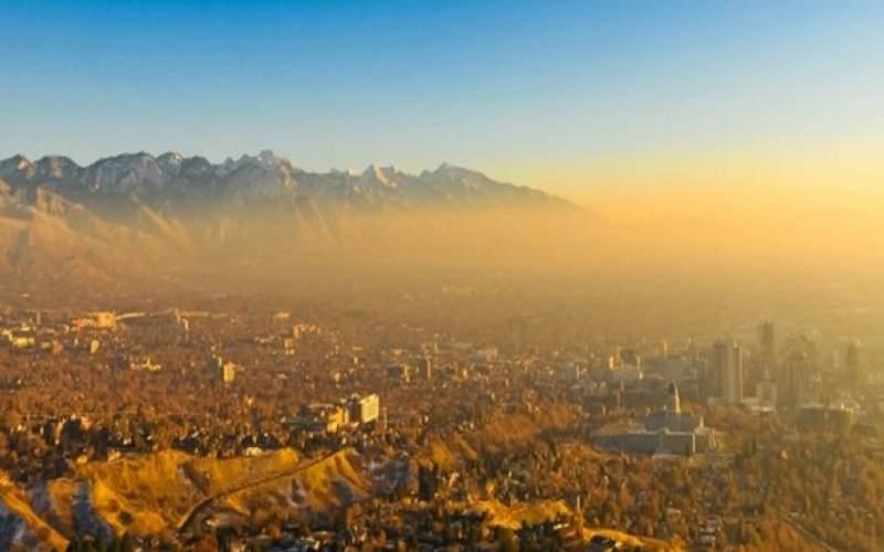 افزایش غلظت آلایندهها در ۹ استان