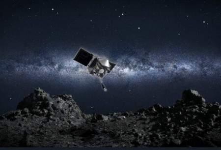 ناسابرای اولین باراز یک سیارک نمونه برداری کرد