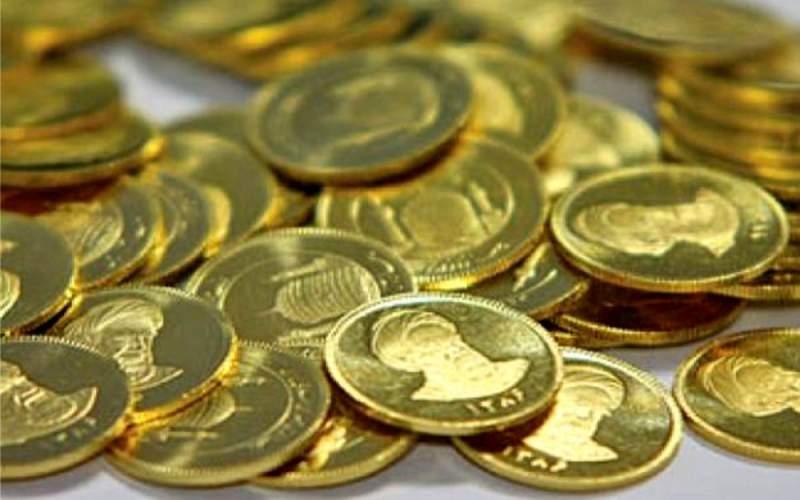 قیمت سکه ۱۳میلیون و ۸۰۰ هزار تومان شد/جدول