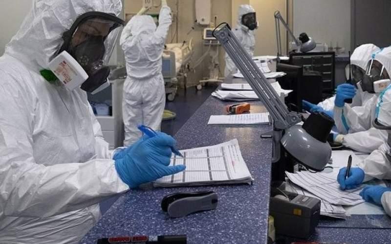 بستری 9 بیمار کرونایی در شهرستان آوج