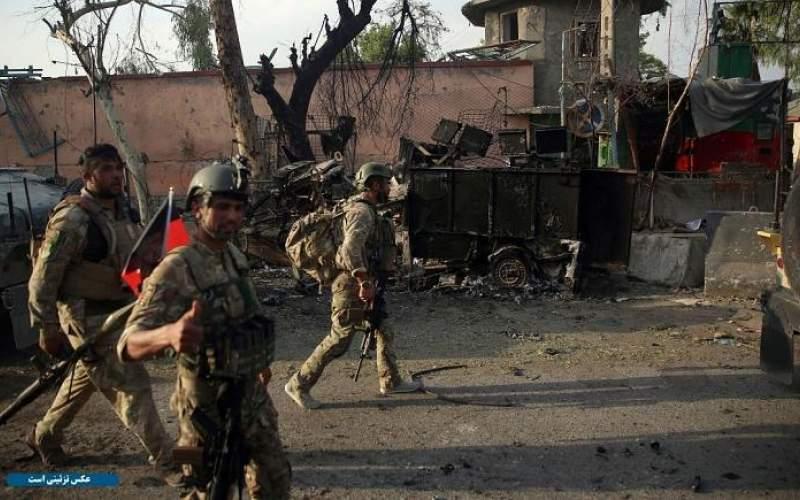 مرگ ۲۵ نظامی افغانستان در  کمین طالبان