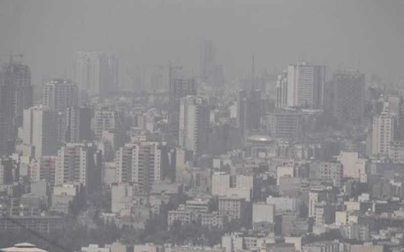 وارونگی هوا در آلودهترین شهر خوزستان