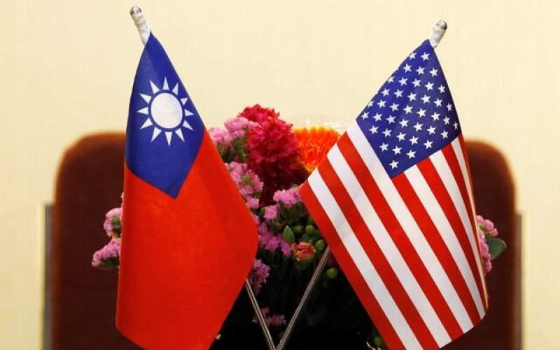 تایید فروش تسلیحات آمریكایی به تایوان