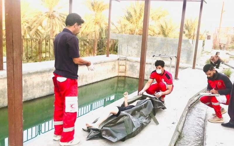 غرق شدن پسر ۱۶ ساله در خاییز