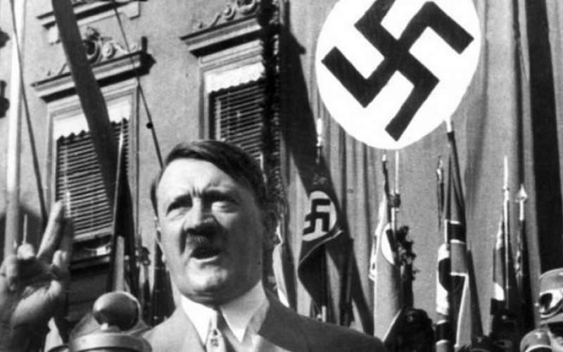 حراج دستنوشتههای سخنرانی هیتلر