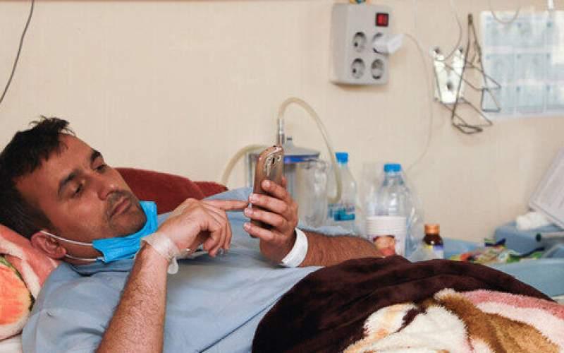 شرایط قرنطینه خانگی بیماران کرونایی