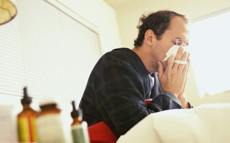 آسیب ابتلای همزمان به آنفولانزا و کرونا چقدر است