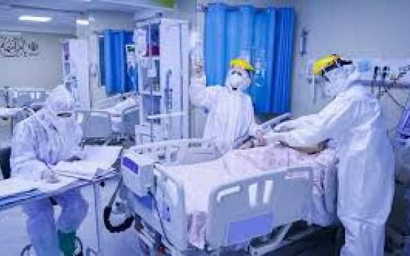 بستری ۷۱۷ بیمار مبتلا به کرونا در مازندران