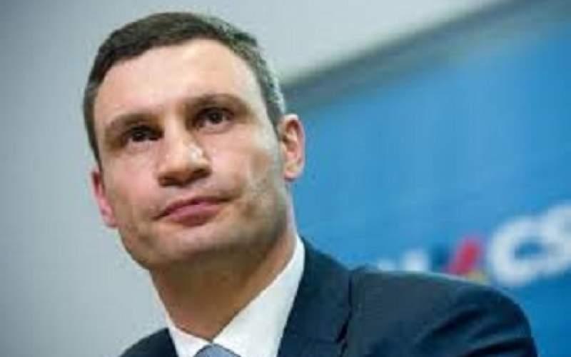 شهردار پایتخت اوکراین به کرونا مبتلا شد