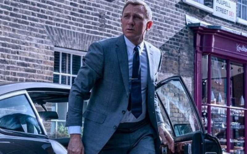 «جیمز باند» ۶۰۰میلیون دلار میارزد؟