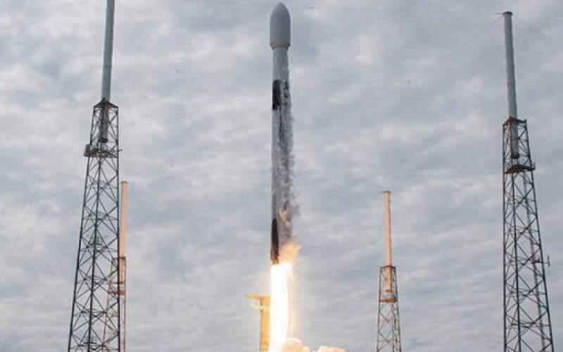 ۶۰ ماهواره استارلینک به مدار زمین ارسال شد