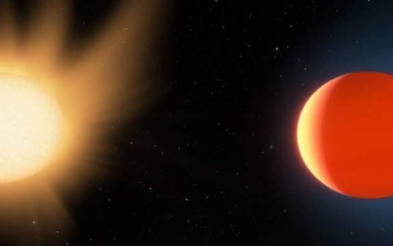"""مطالعه جو سیاره فراخورشیدی """"نپتون داغ"""""""