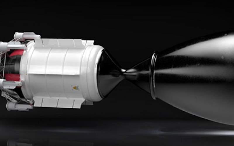 سفر سه ماهه به مریخ با موتور هستهای جدید