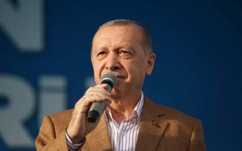 درخواست اردوغان برای تحریم کالاهای فرانسوی