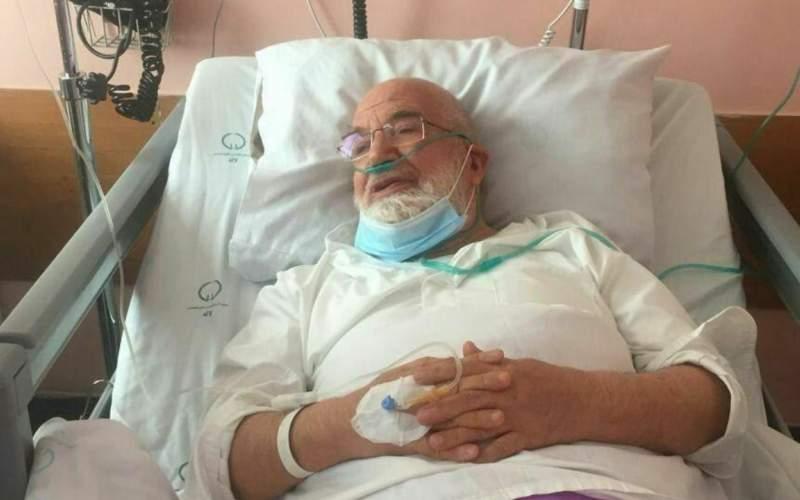 آخرین وضعیت جسمانی مهدی کروبی