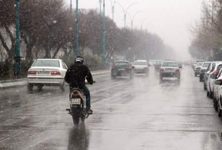 وضعیت نگران كننده بارش باران در پائیز