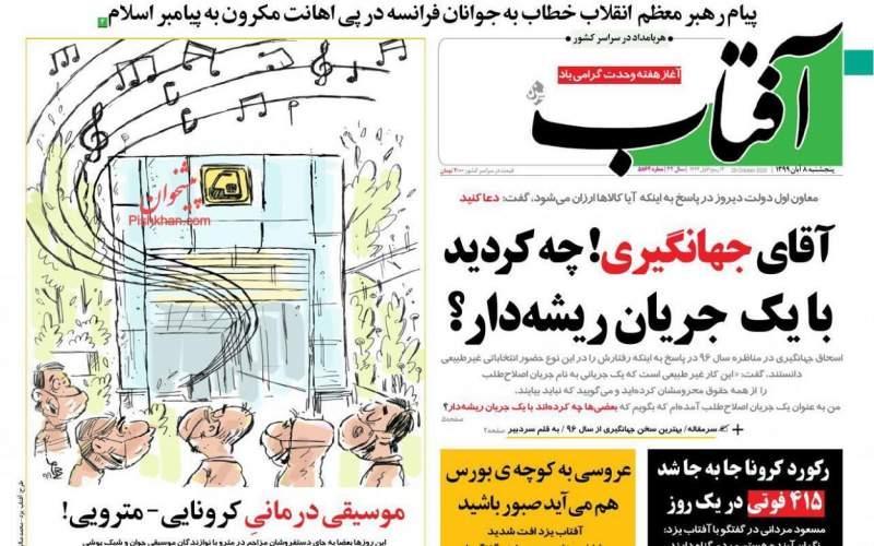 انتخابات آمریکا و انتخابات ایران ۱۴۰۰! 