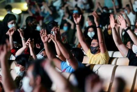 جشنواره کنسرتهای کیش لغو شد