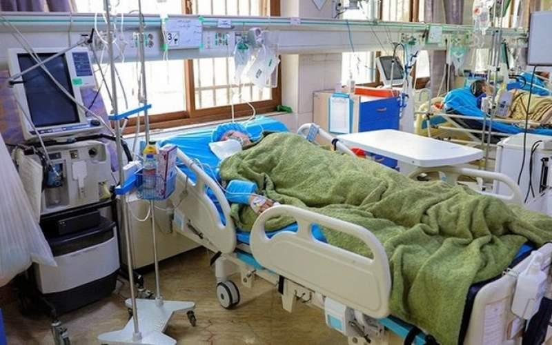 ۵۰درصد تختهای ICU در اشغال کروناییها