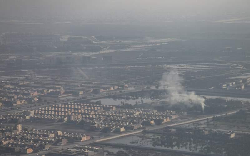 افزایش آلودگی هوا درشهرهای پرجمعیت و صنعتی