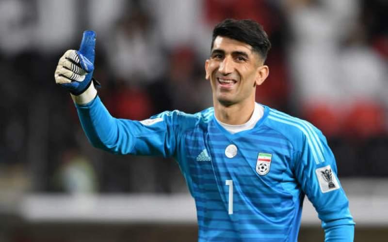 بیرانوند بازی با بوسنی را از دست میدهد؟