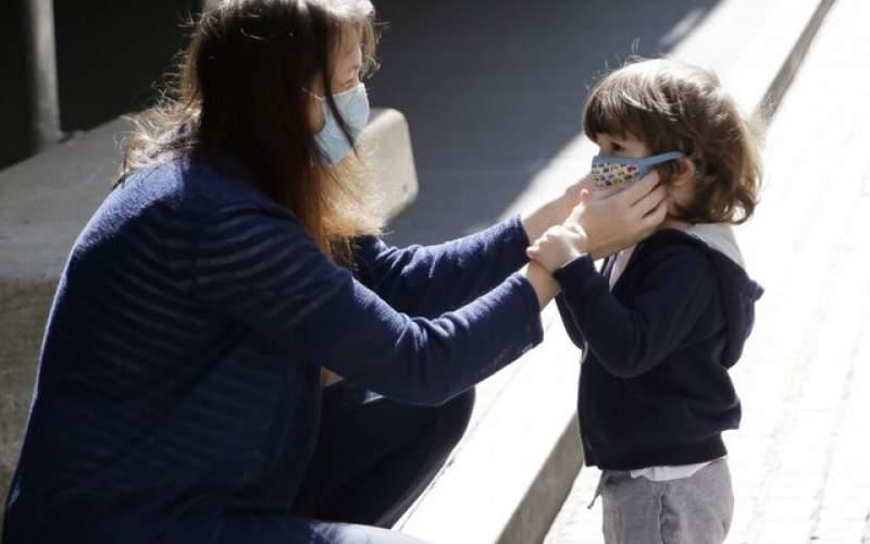 میزان نقش کودکان در شیوع کروناویروس