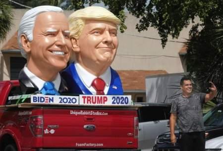 آخرین نبردهای ترامپ و بایدن در آستانه انتخابات