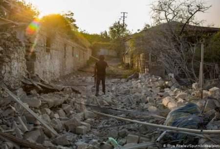 ارمنستان از روسیه درخواست کمک کرد