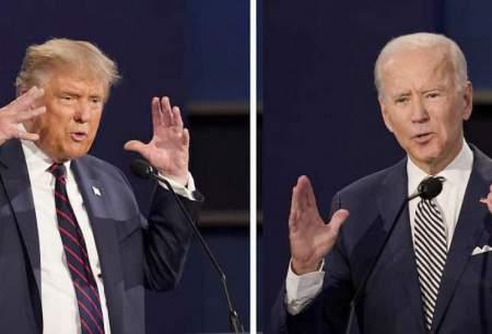 بیانیهدونالد ترامپ پس از اعلام پیروزی جو بایدن