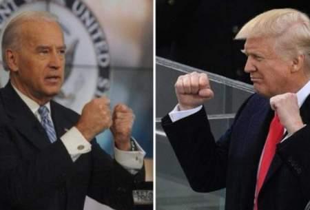 درگیری بین طرفداران بایدن و ترامپ در میشیگان