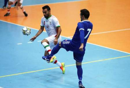 نگرانی برای تیم ملی فوتسال ایران